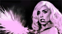 Lady Gaga pre-sale password for concert tickets