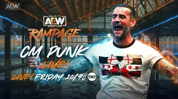Watch AEW Rampage Live 10/8/21 October 8th 2021 Online Full Show Free