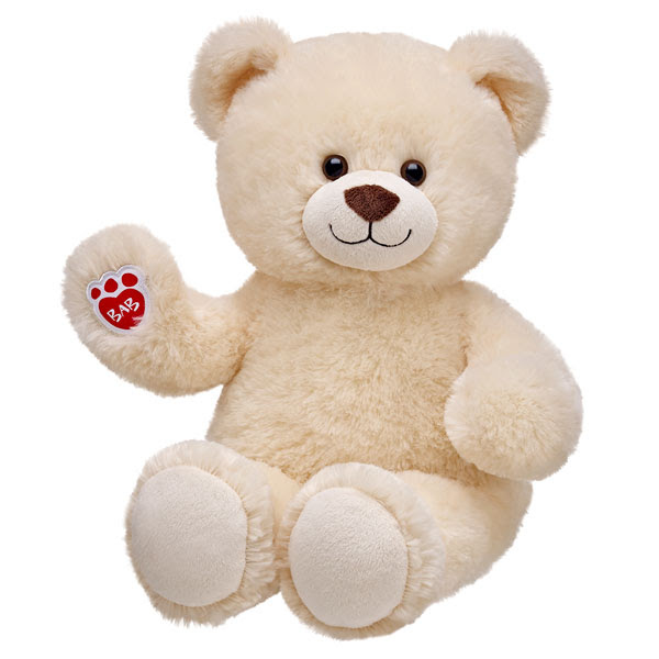 Image result for build a bear cream bear