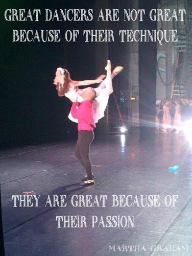One Dozen Quotes To Kickstart A Dancers Week Ballet With Becca
