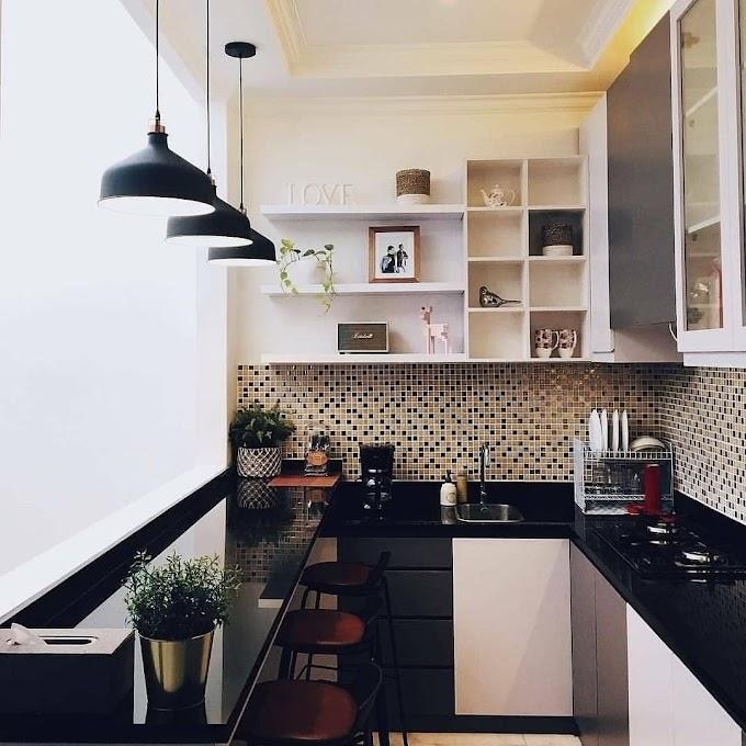 Dapur Plus Meja Makan Minimalis   Ide Rumah Minimalis