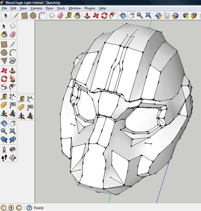 Pathfinder Helmet 3D