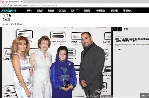 Peniaga berlian Lubnan kesal dalam terpaksa saman Rosmah