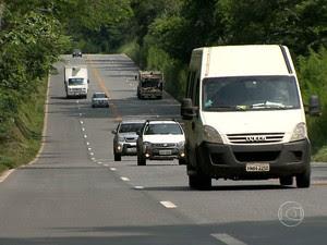 BR-040 (Foto: Reprodução GloboNews)
