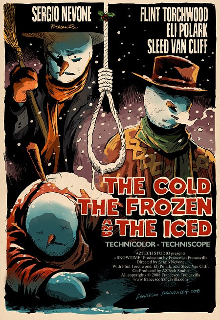 The Cold, The Frozen, and The Iced