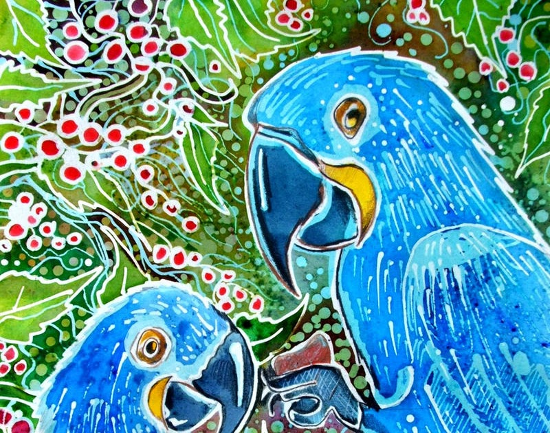 Gambar Batik Flora Dan Fauna Yg Mudah Digambar « Grosir ...