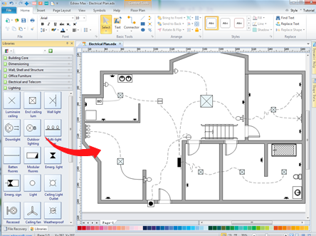 Home Electrical Wiring Diagram Software Free - Home Wiring DiagramHome Wiring Diagram