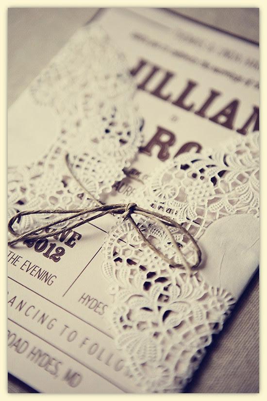 Choose Your Invitation Style Vintage Wedding Invitations Tulle Chantilly Wedding Blog