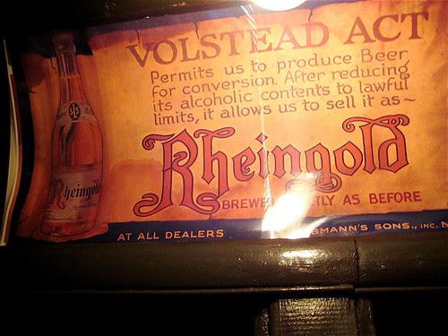 Rheingold Beer now Lawful