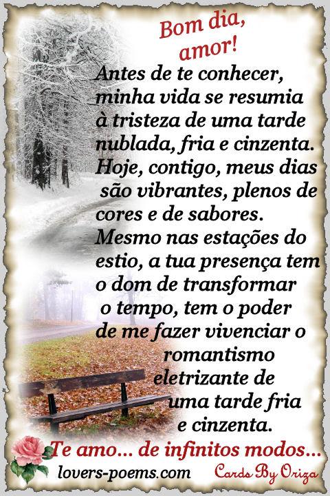 Bom Dia Amor Te Amo Mensagem 6 Frase Romântica De Amor 3