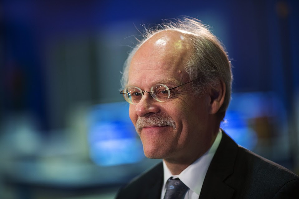 Stefan Ingves, governor of Sweden's central bank which last week cut its main interest rate into negative territory for the first time.