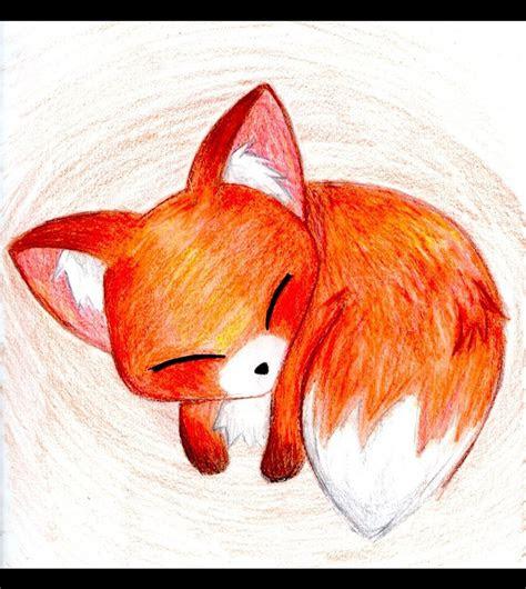 baby fox fox fan art  fanpop