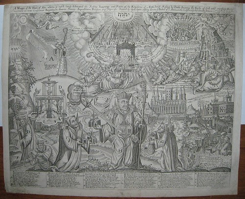 A Mappe of the Man of Sin (Princeton)