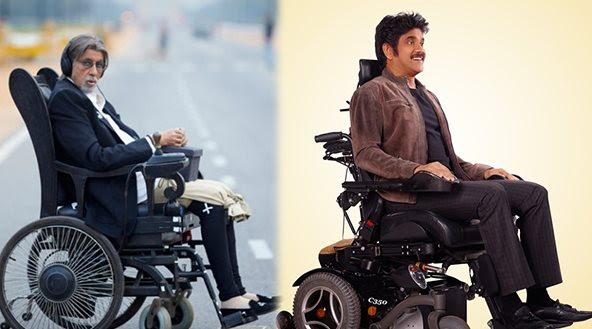 Amitabh Bachchan in 'Thozha' Hindi Remake