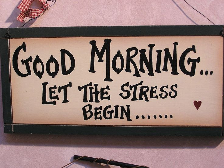 Monday - Good Morning.. - http://www.dravenstales.ch/monday-good-morning/