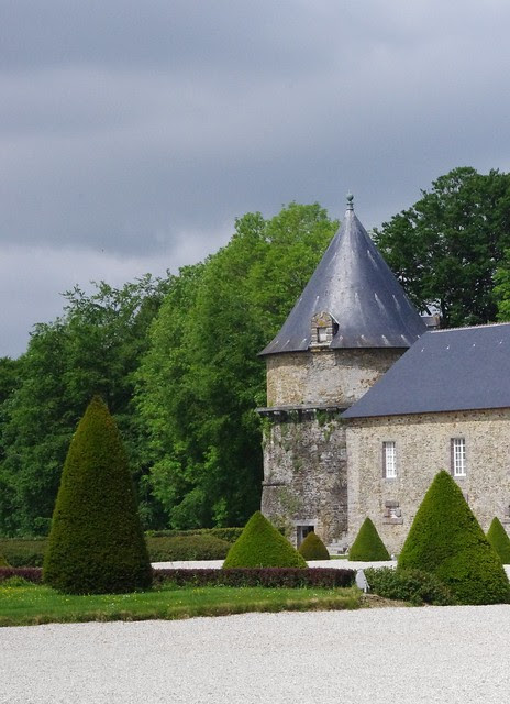 Château Tower - 1000 Years Old