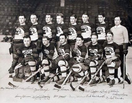 1929-30 Boston Bruins team, 1929-30 Boston Bruins team