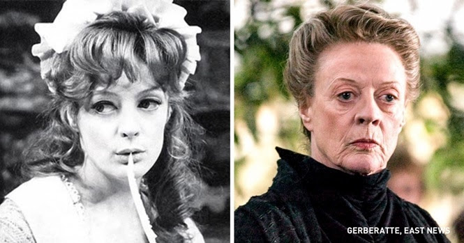 Assim eram 10 grandes atrizes da TV e do cinema quando jovens