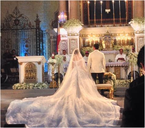PHOTOS: Extravagant weddings in Showbiz History   Team Dantes