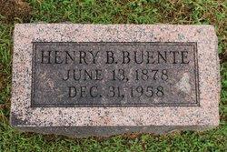 Henry B Buente