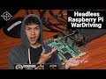 HakByte: Set Up A Headless Raspberry Pi Wardriving Rig