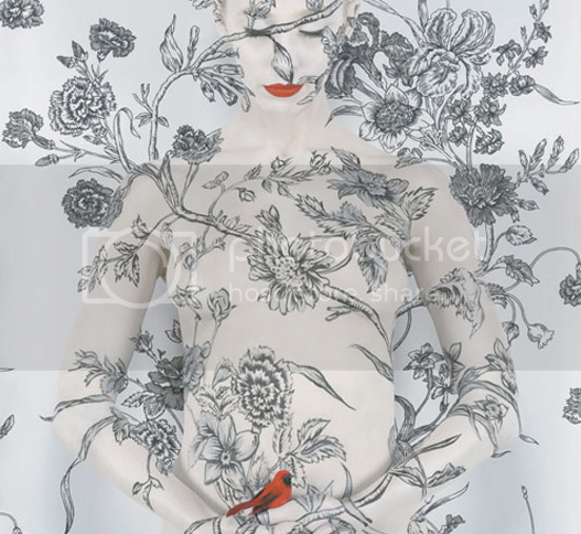 Emma Hack's Body Art Wallpaper 6