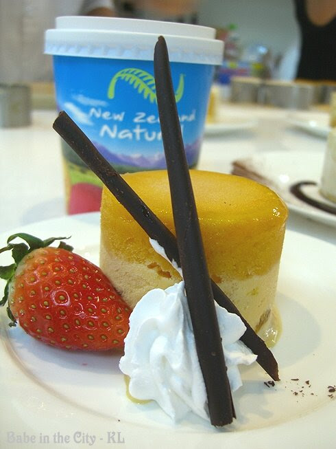 Mango Heaven - Mango Serbet n Ice Cream on Japonaise