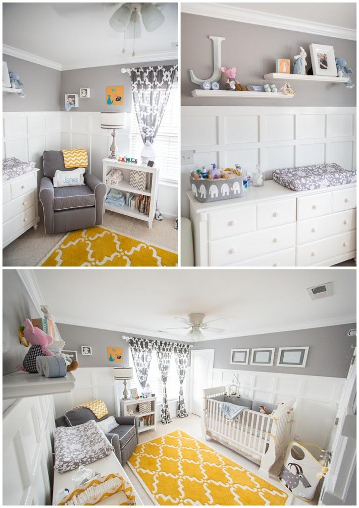 Sweet Baby James' Nursery - Project Nursery