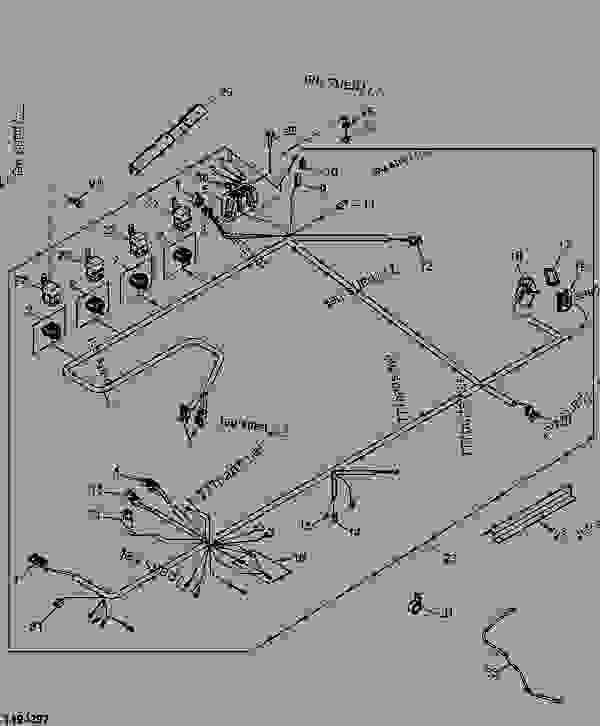 35 John Deere 260 Skid Steer Wiring Diagram - Free Wiring Diagram Source | Deere 250 Wiring Diagram |  | Free Wiring Diagram Source