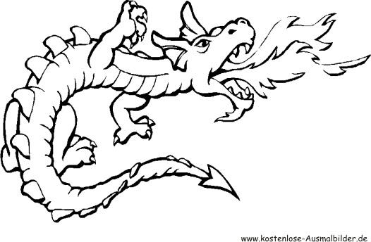 Fein Chinese New Year Drachen Malvorlagen Ideen - Ideen färben ...
