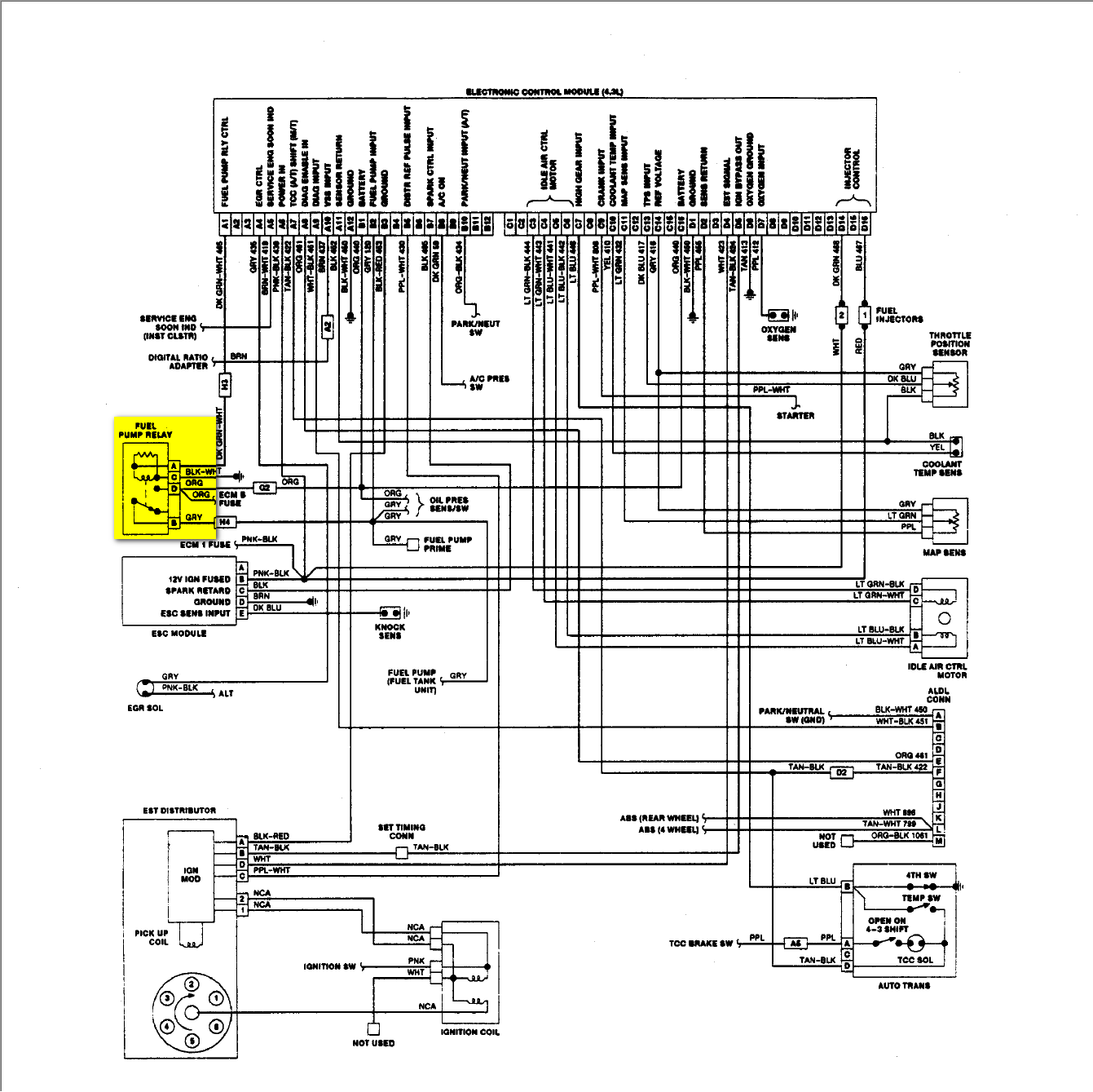 1991 Chevy G20 Van Wiring Diagram Bege Wiring Diagram