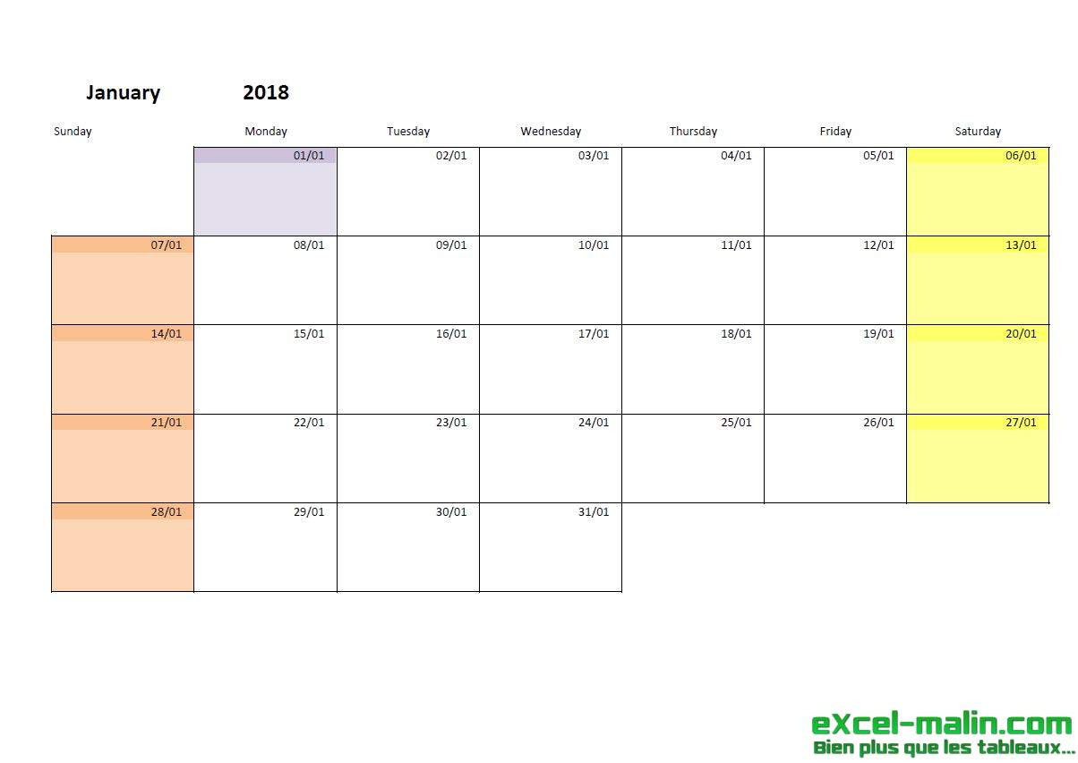 Printable_Monthly_Calendar_template 2