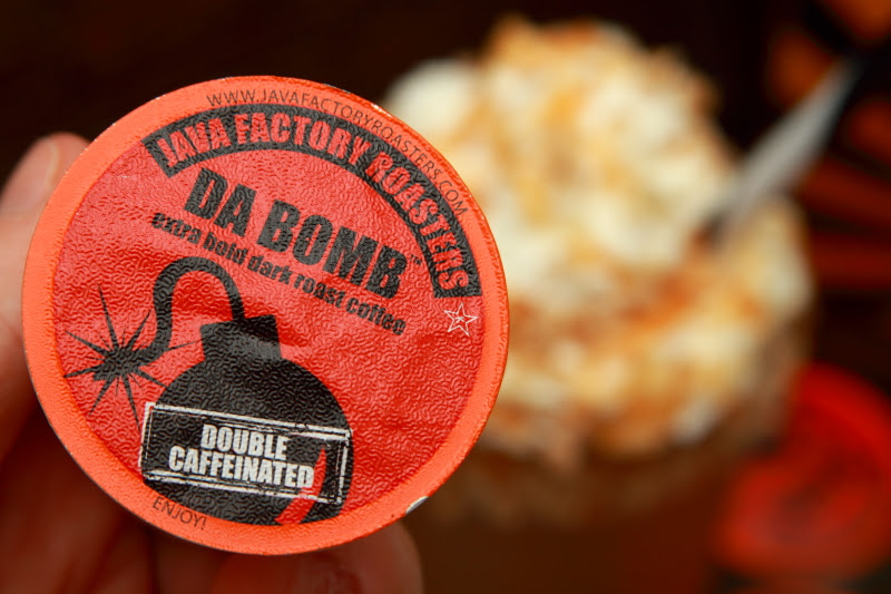 Enter the Java Factory Da Bomb Double Caffeinated Single Serve Coffee Giveaway. Ends 3/23