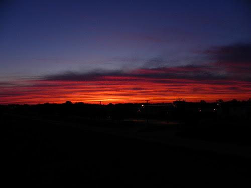 5.14.2010 Bridgview sunset