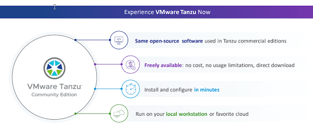 VMware releases Tanzu Kubernetes Community Edition and NVIDIA GPU support