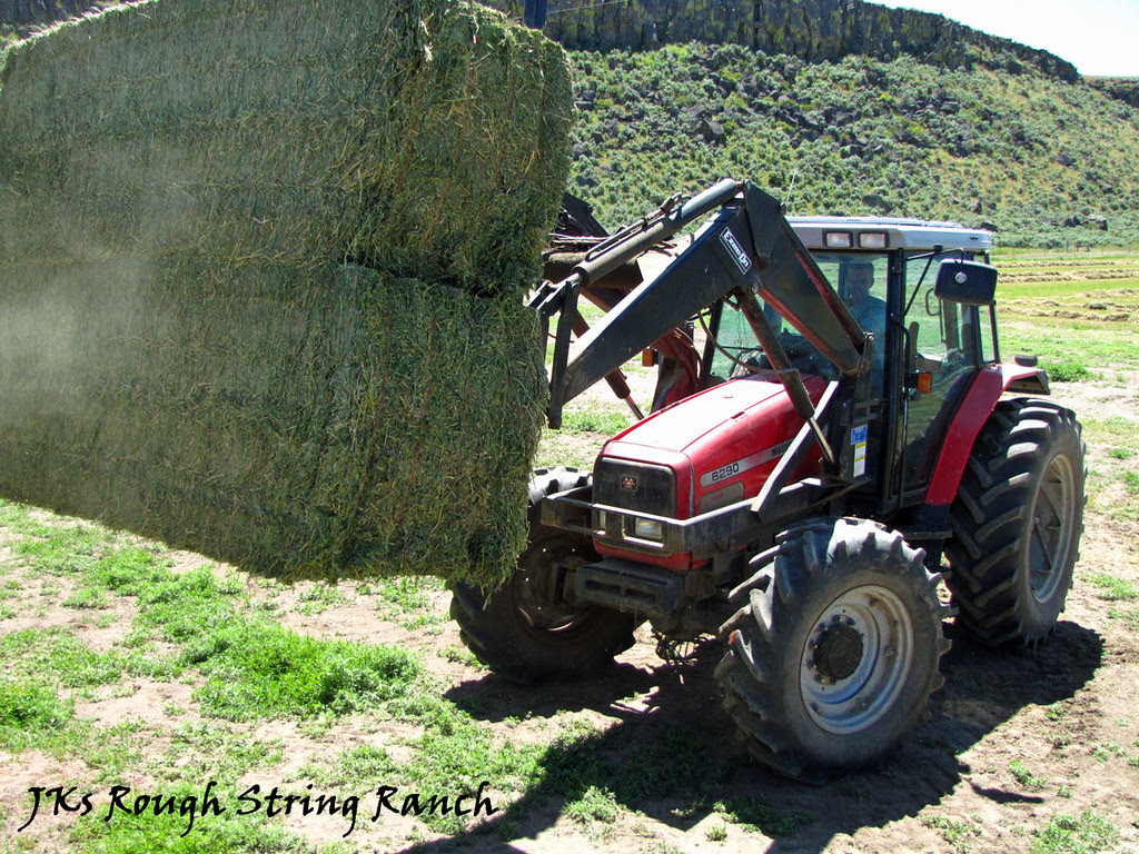Thank Goodness for Tractors