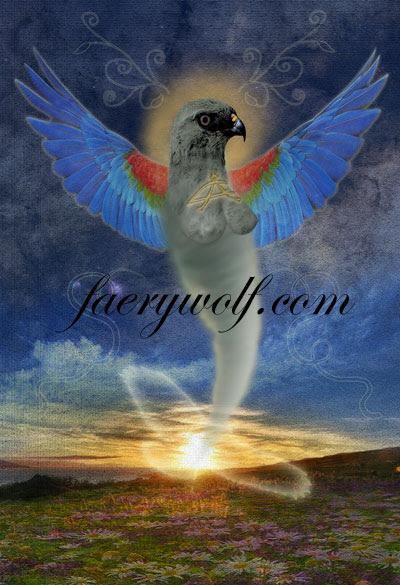 Arida, The Well of the Rising Sun. ©2011 Storm Faerywolf