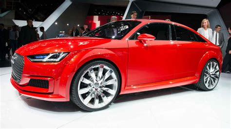 revealed audi tt sportback concept top gear