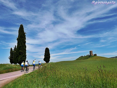 Val d'Orcia bike