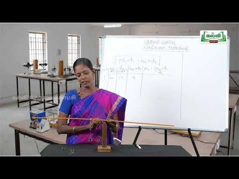 ஆய்வுக் கூடம் Std 10 Science Thirupputhiran And Thathuvam Part 01 Kalvi TV