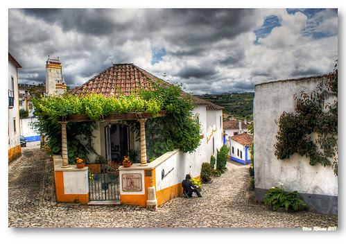 Casa S. Thiago do Castelo by VRfoto