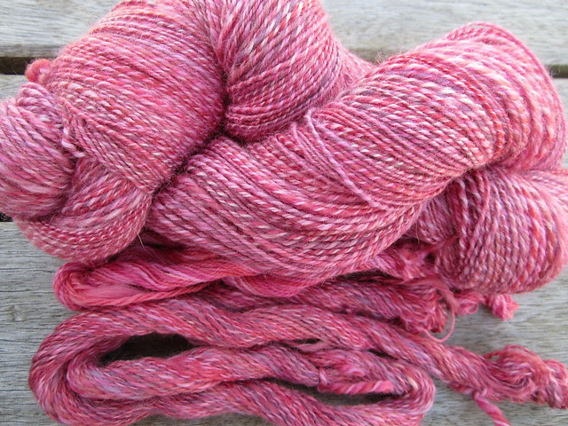 It's got to be Pink spun 008