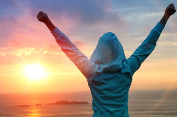 Successful people succeed