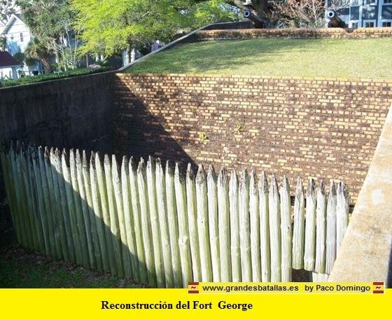 RECONSTRUCCION DE FORT GEORGE
