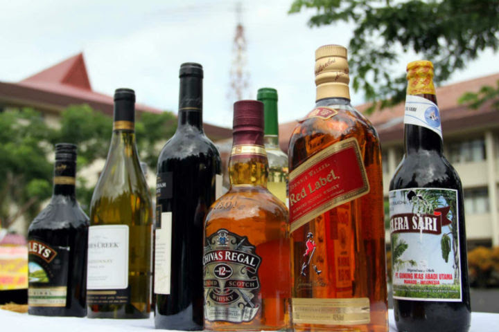 Police Crackdown on Illegal Alcohol Sales Ahead of Ramadan