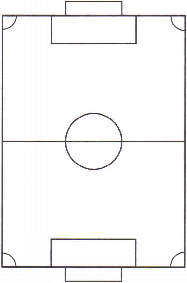 Free Soccer Field Diagram, Download Free Clip Art, Free ...