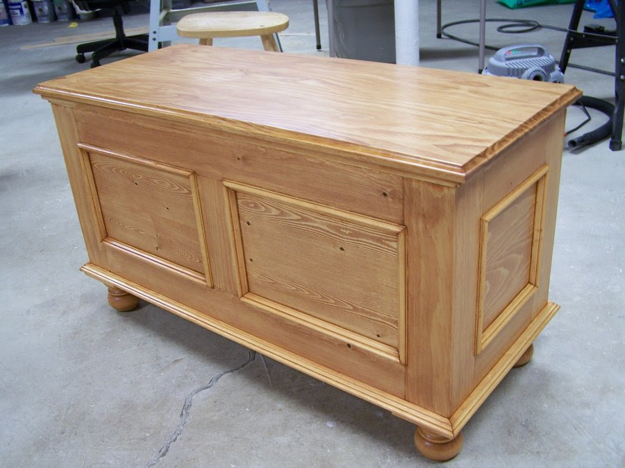 Toy Box / Hope Chest
