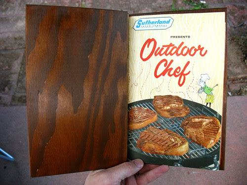 Outdoor Chef: open