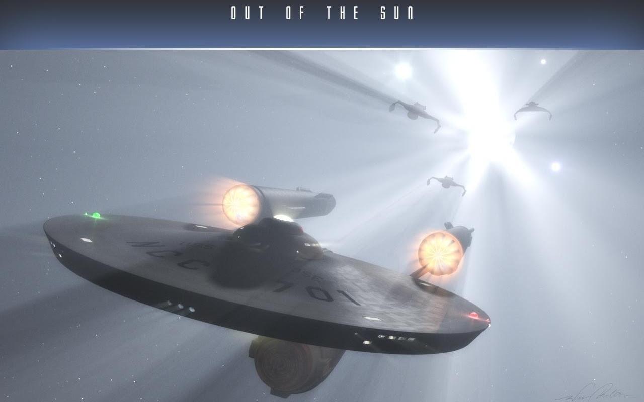 Ncc 1701 Star Trek Wallpaper 4355558 Fanpop