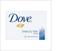 No. 6: Dove White Beauty Bar, $2.99